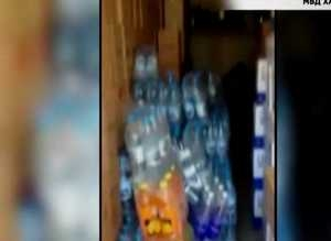 В Хакасии закрыли канал фальсифицированного алкоголя