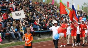В Хакасии открыли еще один современный спортивный комплекс