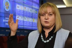 Памфилова допустила отмену итогов выборов в отдельных округах или на участках