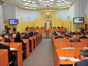 Парламент Хакасии готовится принять отчет об исполнении бюджета