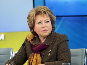 Платят не пойми за кого: Матвиенко предложила ограничить медпомощь безработным