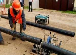 Новые технологии укладки водопроводных труб