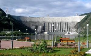 На Саяно-Шушенской ГЭС зафиксировали исторический максимум суточной выработки