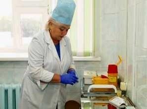 Бесплатная вакцинация саяногорцев против гриппа продолжается