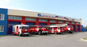 В Саяногорске пожарные спасли более 20 человек из горящего дома