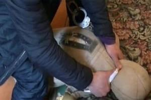 Житель Хакасии из ревности задушил сожительницу