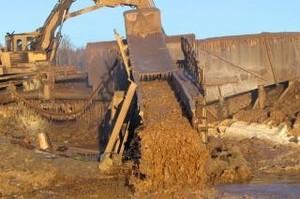 Добыча россыпного золота наносит вред Хакасии