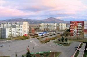 Саяногорск поддаст жару