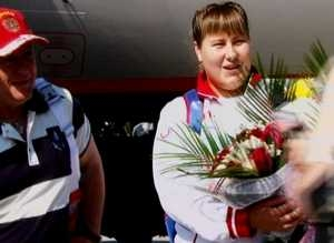 Татьяна Зырянова защитила звание Чемпионки страны