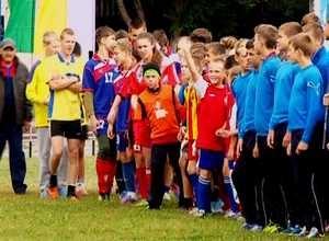 Сборная Саяногорска завоевала бронзу футбольного фестиваля «Олимпийские надежды»