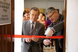 В Саяногорске открылся новый офис Совета ветеранов-металлургов РУСАЛа