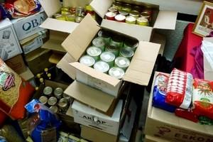 Из Хакасии отправлен гуманитарный груз для пострадавших в Приморье