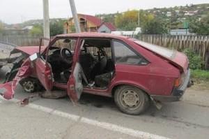 В Хакасии водитель переехал лежащую на дороге молодую женщину