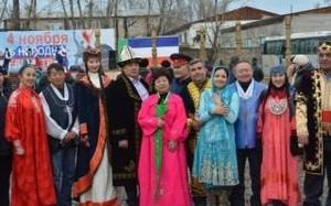 Хакасия широко отпраздновала День народного единства