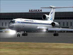 Аэропорт «Абакан» перешел на зимнее расписание