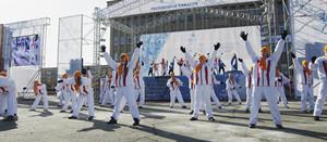 Опубликован план праздничных мероприятий ко Дню Города.