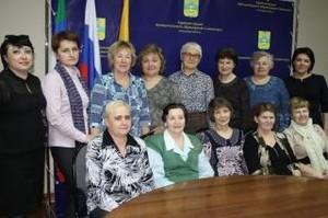 Администрация Саяногорска отметилась в работе с ТОСами
