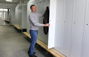 На САЗе отремонтировали бытовые помещения для рабочих