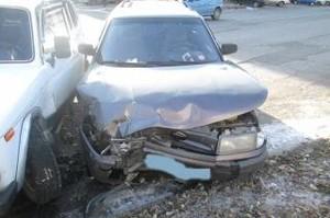 В Хакасии под колеса иномарки попал пешеход