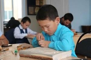 Юные жители Хакасии проявили таланты в декоративно-прикладном творчестве