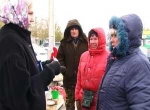 Стихийные рынки в Саяногорске — вне закона