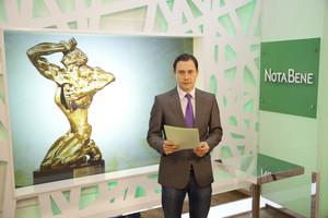 NotaBene в третий раз получила самую престижную теле-премию страны — ТЭФИ