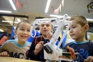 Москва решила: Детским технопаркам в Хакасии быть!