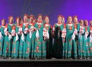 Саяногорский хор русской песни покорил «Берега Надежды»