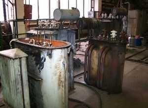В Саяногорске работает уникальный цех по ремонту трансформаторов