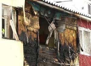 По факту гибели двух женщин на пожаре в Майна возбуждено уголовное дело