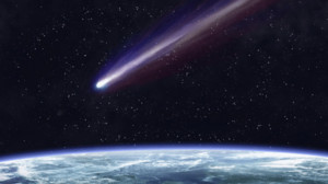 Падение метеорита в Хакасии