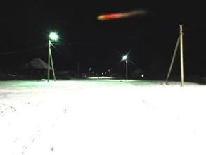 Появились первые видео с падением Саяногорского метеорита