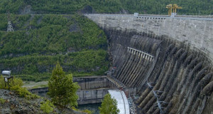 Саяно-Шушенская ГЭС перешагнула исторический рубеж производства энергии
