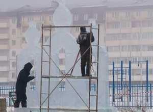 Новый Год в Саяногорск идет
