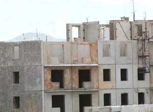 Саяногорск продолжает строиться