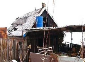От огня в Саяногорске пострадала баня и курятник