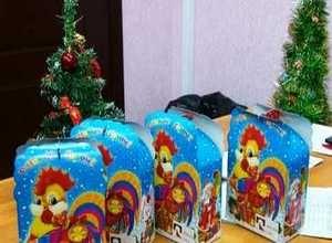 Полторы тысячи юных саяногорцев получат подарки под елочку