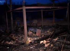 Новогодние каникулы в Саяногорске омрачили 4 пожара