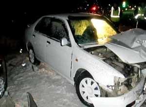 С начала Нового года на дорогах Саяногорска пострадало 11 человек