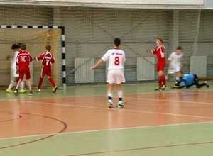 Юные саяногорские футболисты вторые