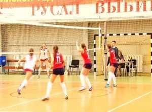 Волейболистки школы №6 — серебряные призеры