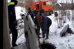 В Хакасии майнский кризисный Центр избавился от грунтовых вод