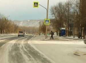 В ходе акции ГИБДД Саяногорска пресечено 18 нарушений пешеходов