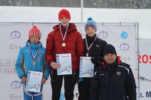 """В Хакасии прошел турнир по лыжным гонкам, организованный """"En+"""" и """"РУСАЛ"""""""
