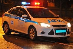 Пьяный житель Хакасии пытался сбежать от полиции на угнанном автомобиле