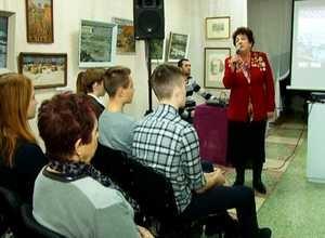 Саяногорск вспоминает блокаду Ленинграда