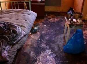 В одном из саяногорских общежитий произошел пожар