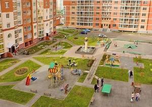 Федеральный центр выделил Хакасии 110 млн рублей на благоустройство городских дворов