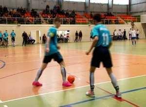 В Саяногорске стартует юношеское Первенство России по мини-футболу