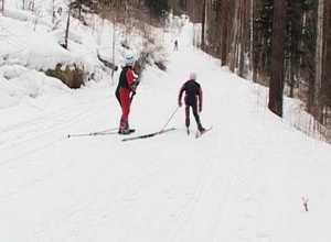 Шушенское зовет на заповедную лыжню